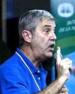 Juan Carlos MAzza, experto en medicina deportiva que impartirá la especialización en fisiología deportiva del ISAF.